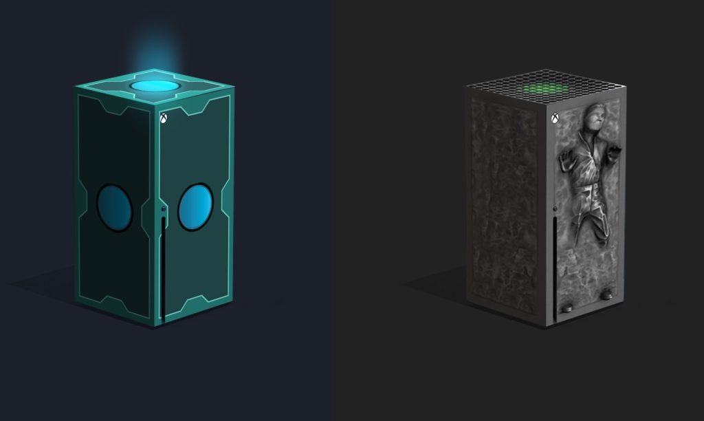 Xbox Series X от BossLogic