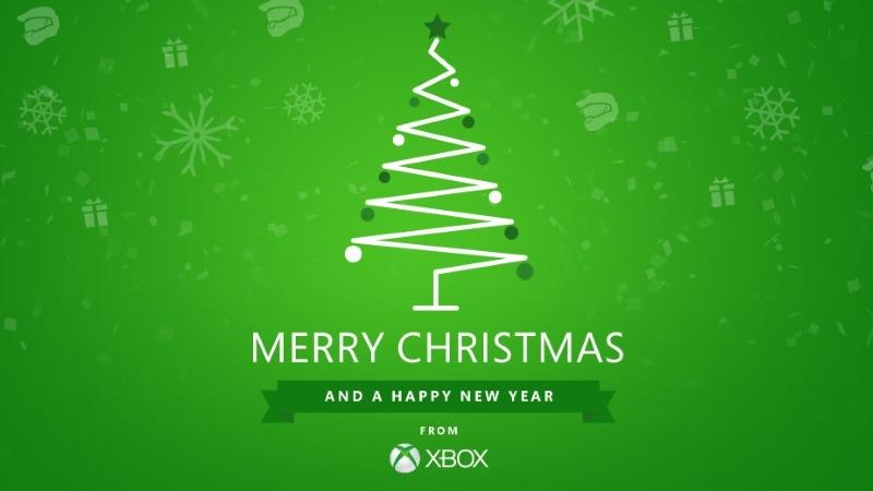 Новогодняя распродажа Xbox One 2019