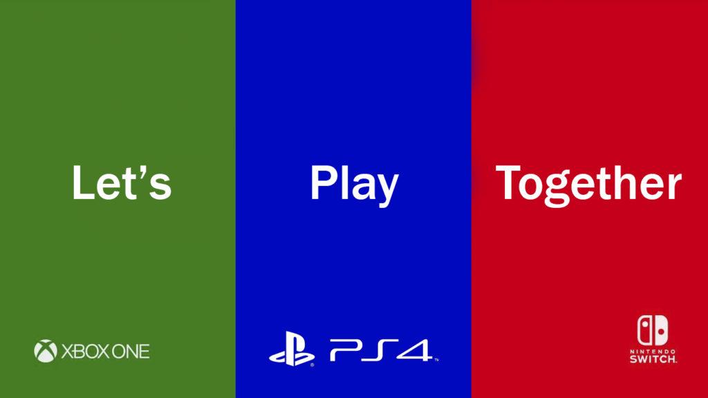 Кросс-плей Crossplay