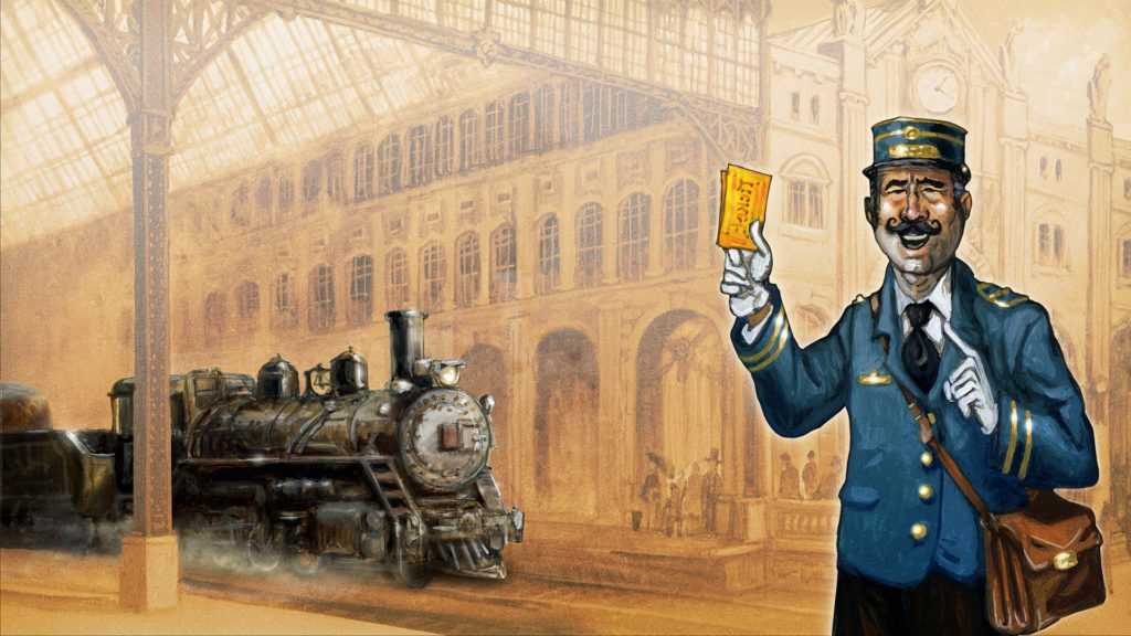 Ticket to Ride добавлена в Xbox Game Pass