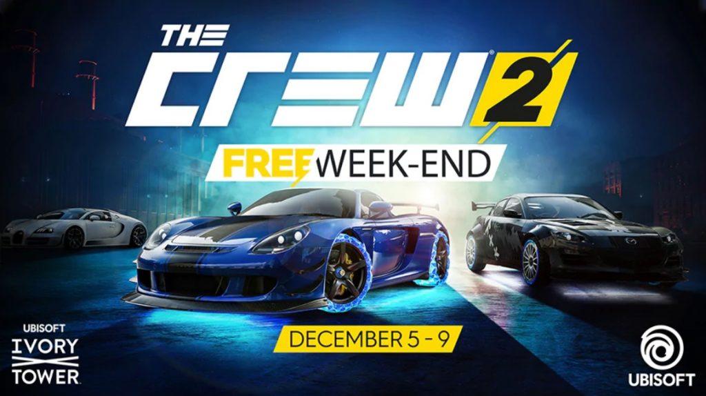 Free Play Days: The Crew 2 [с 5 по 9 декабря]