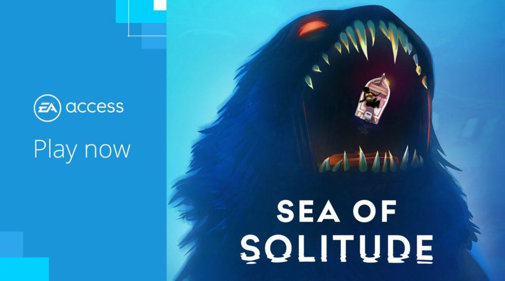 Sea of Solitude добавлена в хранилище EA Access