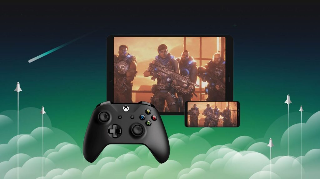 Xbox Console Streaming xCloud