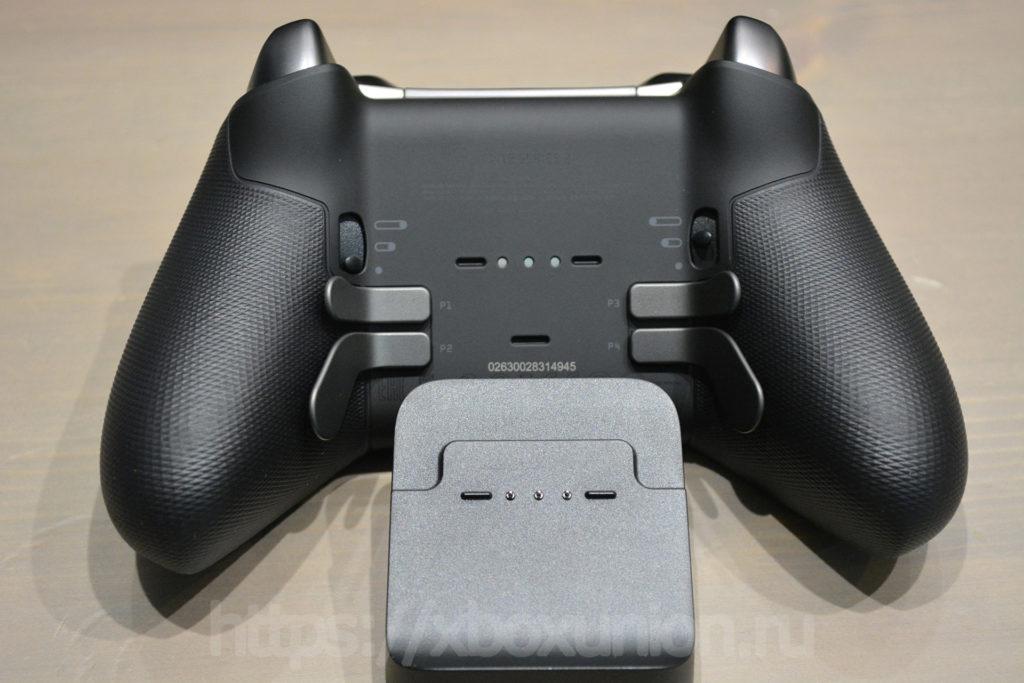 Обзор на беспроводной контроллер Microsoft Xbox Elite Series 2
