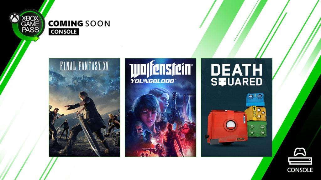 Xbox Game Pass Февраль 2020