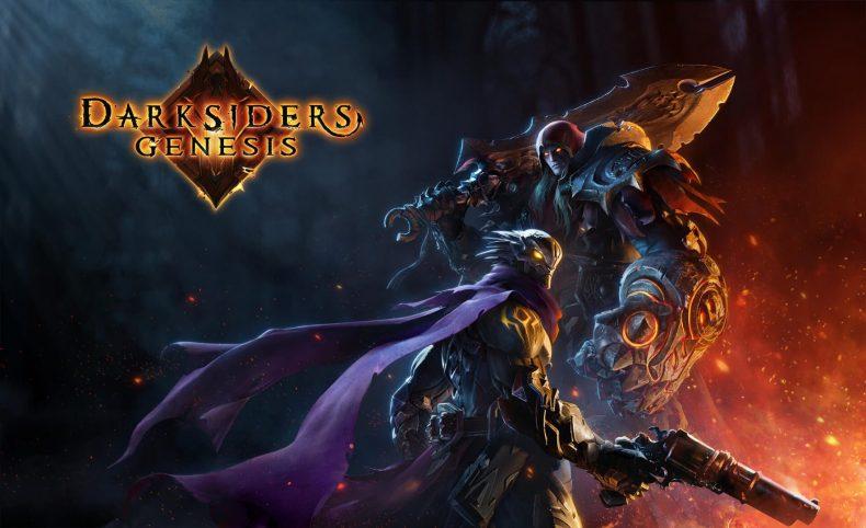 Darksiders Genesis превзошли ожидания THQ Nordic