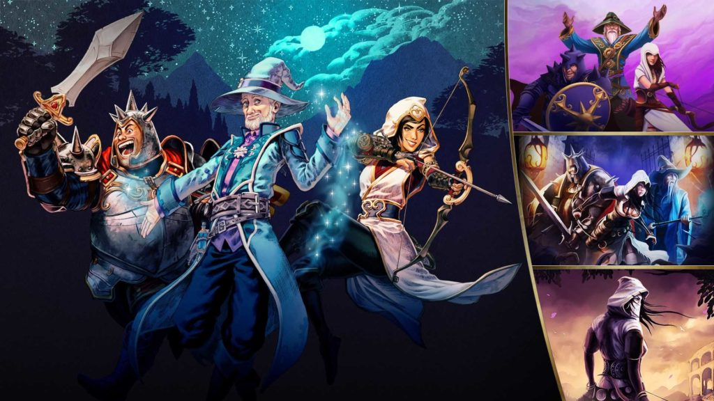 Для первых трех частей Trine теперь доступен мультиплеер на Xbox One