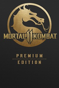 Mortal Kombat 11 - Премиум-издание