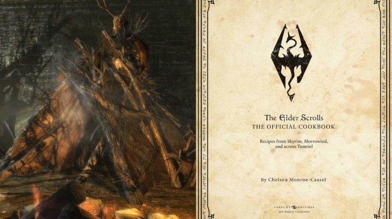The Elder Scrolls The Official Cookbook 2