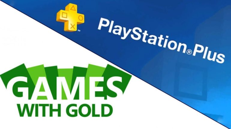 Xbox live gold vs Playstation plus