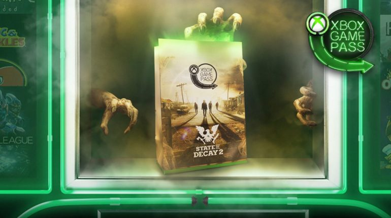 xbox game pass state of decay 2
