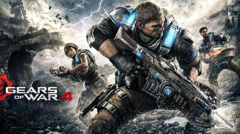 Бесплатные выходные Gears of War 4