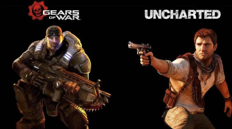 Gears of War Uncharted
