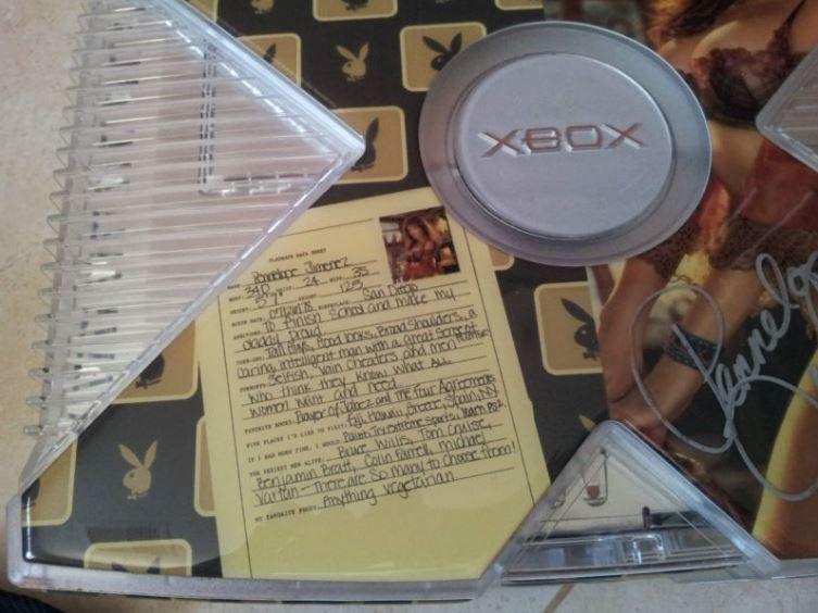 Оригинальный Xbox Playboy