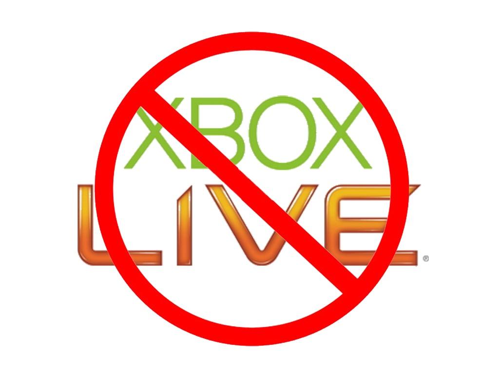 Xbox Live Error