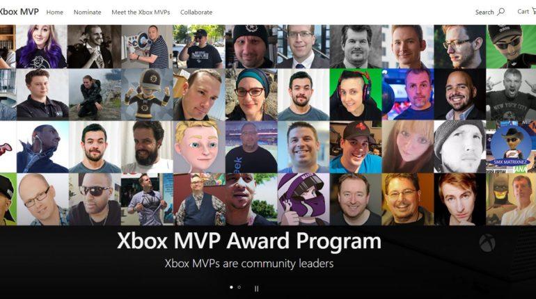 Xbox MVP