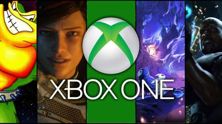 Эксклюзивы Xbox One в 2019 году