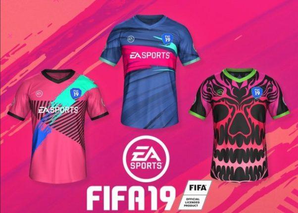 EA рассылает футболки Ultimate Team для FIFA 19 подписчикам EA Access