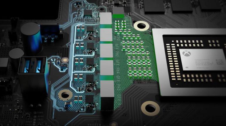 Xbox Lockhart и Xbox Anaconda