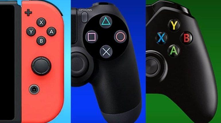 Xbox PS Switch