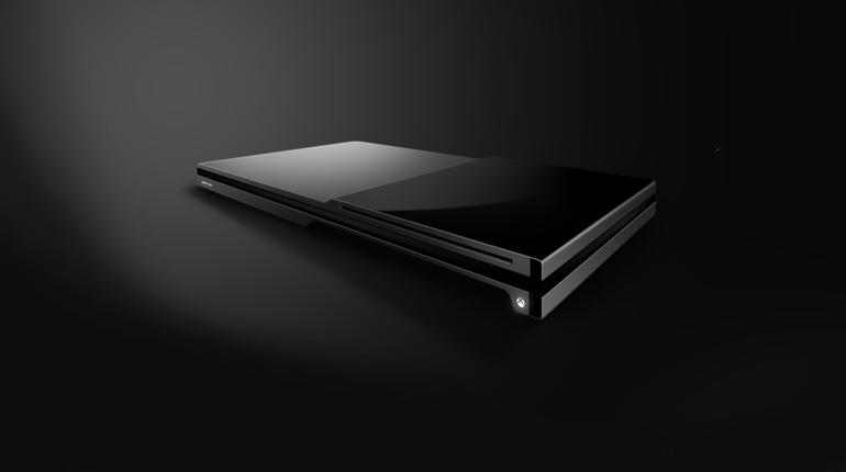 Xbox Anaconda и Xbox Lockhart