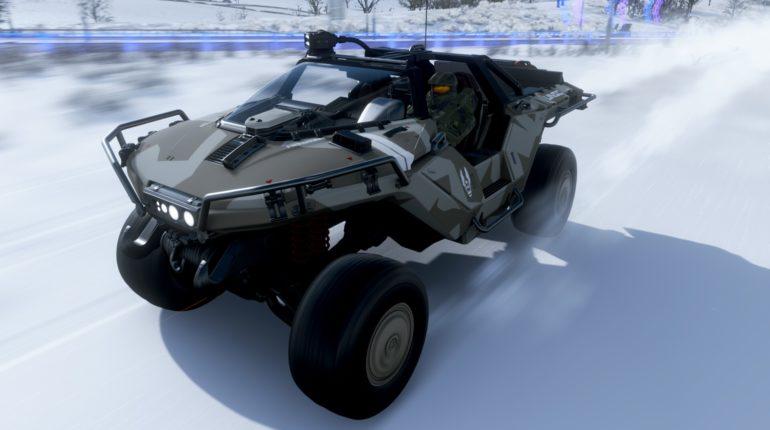 Forza Horizon 4 Halo MC