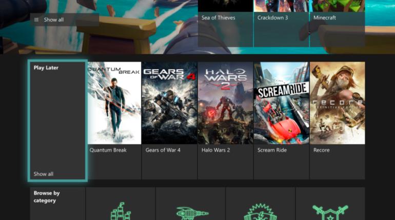 Майское обновление ОС Xbox One новые функции для Game Pass, списка друзей и многое другое