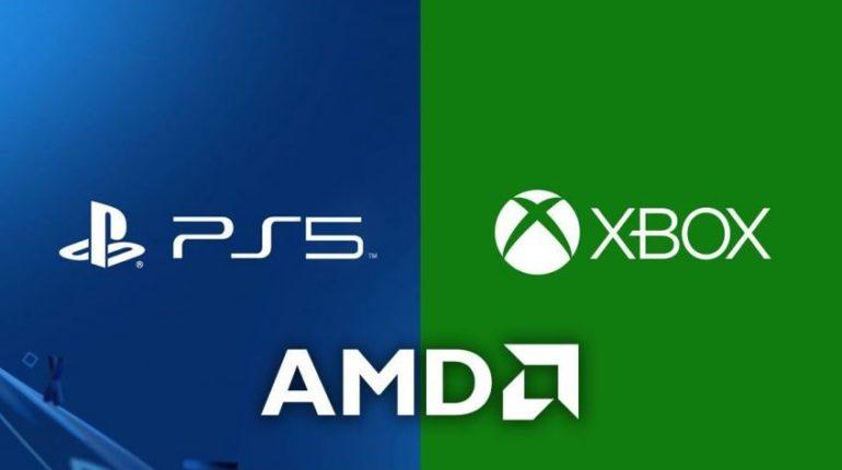 AMD Xbox Scarlett PlayStation 5