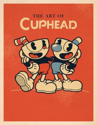 Cuphead The Art of Cuphead
