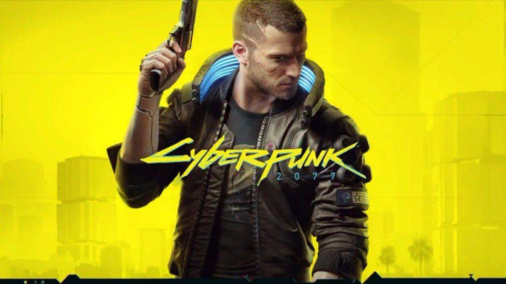 Cyberpunk 2077 новый арт