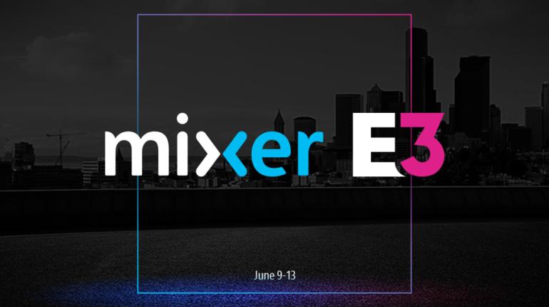 Mixer E3 9-13 июня