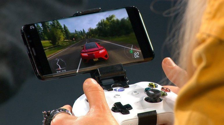 Project xCloud Forza