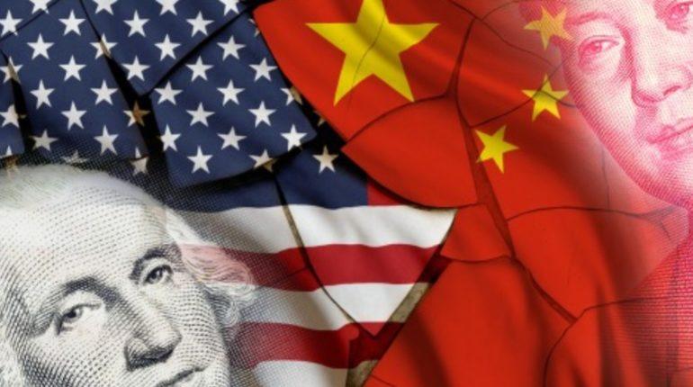США VS Китай
