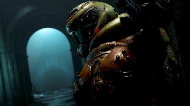DOOM Eternal дата выхода и сюжетный трейлер E3 прямо из ада