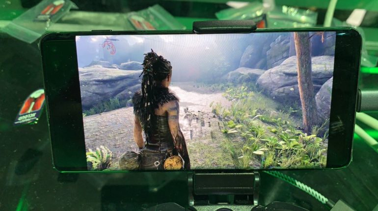 Hellblade на Xcloud Xbox