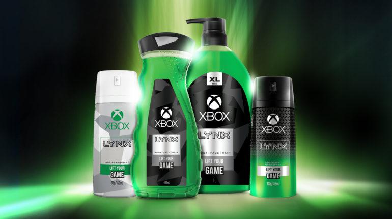 Линейка Xbox Lynx, содержащая ряд натуральных эфирных масел, отличается новым стильным дизайном и включает спрей для тела, дезодорант и гель для душа.