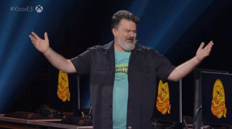 Тим Шейфер на E3