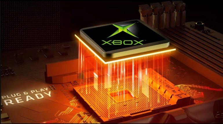 Xbox CPU