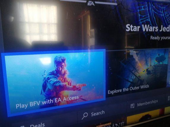 Battlefield V скоро добавят в хранилище EA Access