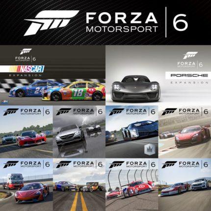 Forza Motorsport 6 снимут с продаж, успейте купить весь дополнительный контент за символьческую плату