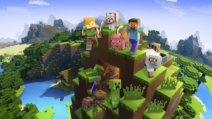 Отменен набор графических пакетов Super Duper для Minecraft