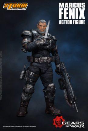 Представлены новые коллекционные фигурки Gears of War