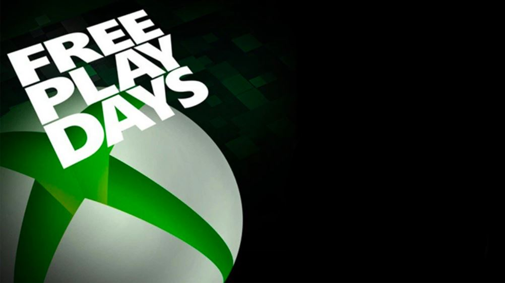 Xbox One Free Play Days