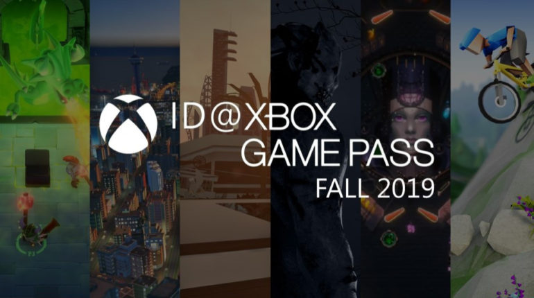 ID @ Xbox Game Pass
