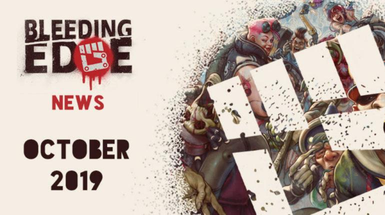 Новости о ходе разработки Bleeding Edge