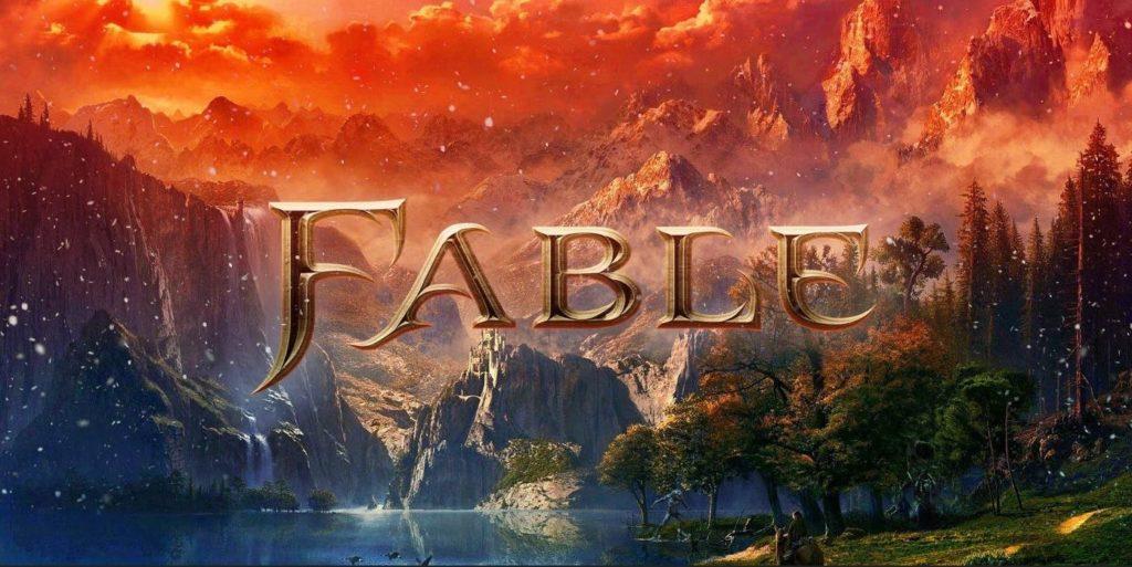 Fable 4 Playground Games Новая RPG