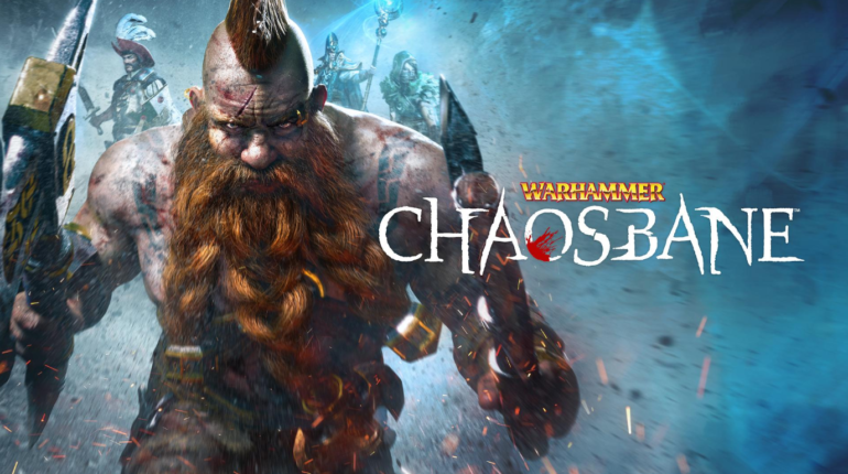 Free Play Days Warhamme Chaosbane c 10 по 13 октября 2019 года