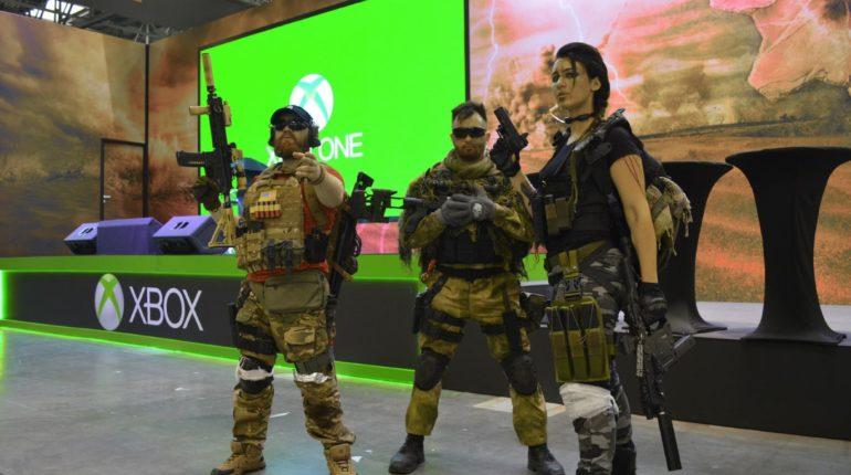 Xbox на игромире 2019