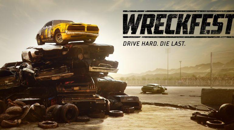 Для игры Wreckfest теперь доступна бесплатная пробная версия