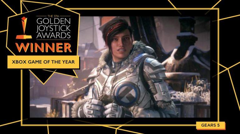 Gears 5 - лучшая игра на Xbox в 2019 году